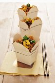 Asian noodle box