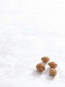 Nectarine stones