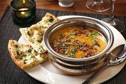 Tarka dal (Lentil dish, India)
