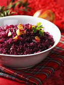 Red cabbage as a side dish