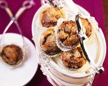 Fruit muffins (UK)