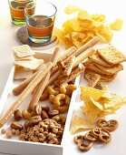Assorted nibbles
