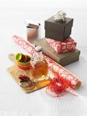 Gift-wrapping requisites