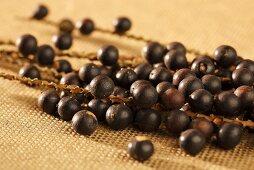 Acai berries (Euterpe oleracea)