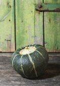 Green Turk's Turban squash