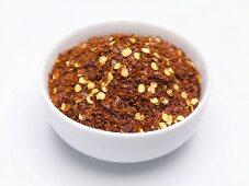 Crushed chilli (hot)