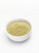 Ramsons (wild garlic) salt