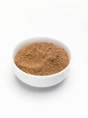 Spiced cocoa sugar
