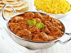 Rogan Josh (Lamb curry, India)