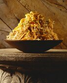 Mee Krob (deep-fried rice noodles, Thailand)