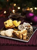 Dolci di Natale (Cakes and biscuits for Christmas, Italy)