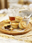 Christmas steak and ale pies