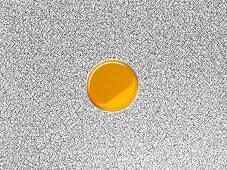 Pepper oil in a bowl