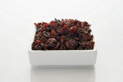 Hagebuttenschalen (Rosae pseudo-fructus), getrocknet