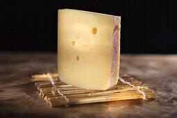 Gailtaler mountain cheese