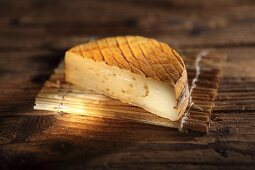 Livarot, French soft cheese from Normandy