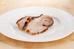 Sliced Roasted Pork