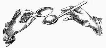 Forming a dumpling (Illustration)