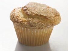 Muffin in paper case