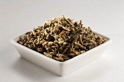 Bowl Silver Dragon Loose Green Tea