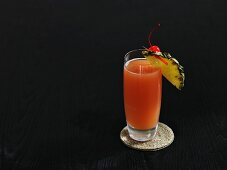 Bajan Sun cocktail