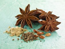 Types of aniseed