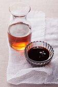 Acorn syrup and sugar beet syrup