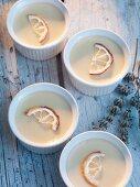 Lemon verbena cream