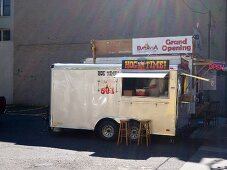 Street kitchen (Portland, Oregon)