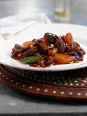 Moorish lamb ragout