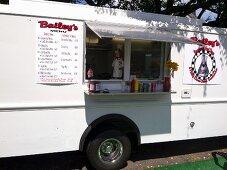 Food Truck in Portland Oregon