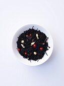 Flavored black tea 'Marzipan'