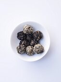 White tea (Darjeeling with yogurt, lime)