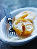 Caramelised lemons