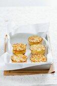 Baked potato cakes