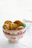 Latkes (potato cakes, Jewish cuisine)