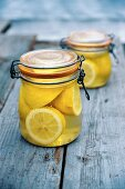 Pickled lemons