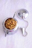Fenugreek seeds for tea
