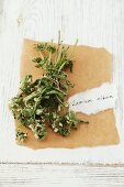 Dried white nettle (lamium album)