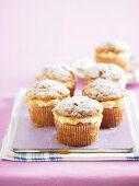 Bananen-Honig-Muffins