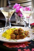 Rendang (spicy beef dish, Sumatra)