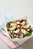 Insalata agrodolce (sweet and sour vegetable salad, Italy)