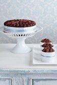 Drambuie Fruitcake - Pecans, Glace Cherries