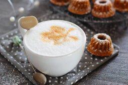 Cappuccino and mini Bundt cakes