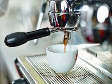 An espresso machine maker, Sweden.