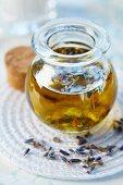 Homemade massage oil (anti-stress)