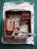 Schokoladen-Gewürzkuchen