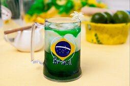 Caipirinha (Brazilian cocktail made with Cachaca)