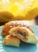 Banana turnovers for a Caribbean picnic