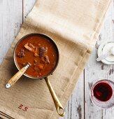 Goulash soup (low carb)
